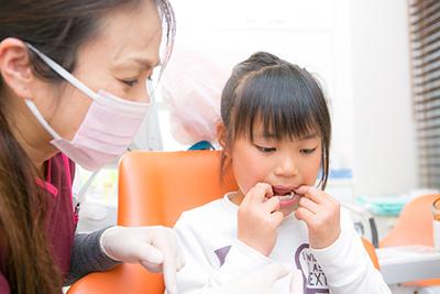 小児歯科(小児矯正)