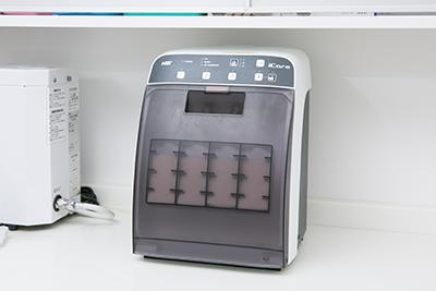 ハンドピース自動洗浄注油機